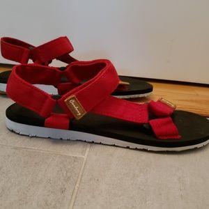 Coolway Mens US 8/EU 41 sandals ankle strap